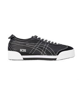 GCDS - Scarpe - Sneakers - mexico based black/white