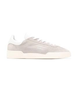 Ghoud Venice - Saldi - sneaker in suede grey/white