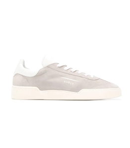 Ghoud Venice - Outlet - sneaker in suede grey/white