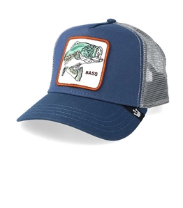 Goorin Bros - Cappelli - trucker baseball hat bass