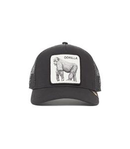 Goorin Bros - Cappelli - trucker baseball hat gorilla black