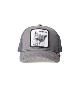 Goorin Bros - Cappelli - trucker baseball hat silver fox
