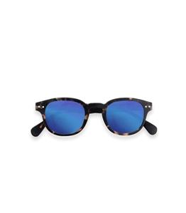 Izipizi - Occhiali - c sun tortoise blu mirror