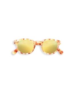 Izipizi - Occhiali - c sun yellow tortoise mirror
