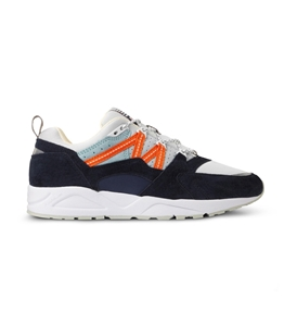 "Karhu - Scarpe - Sneakers - sneaker fusion 2.0""catch of the day"" pack - part 2 patriot blu/blu flower"