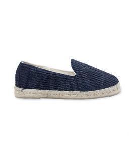 Manebì - Scarpe - Sneakers - c 0.0 c0 espadrilles yucatan blue raffia
