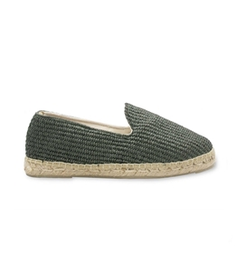 Manebì - Scarpe - Sneakers - c 0.2 c0 espadrilles yucatan kaki raffia