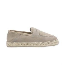 Manebì - Outlet - w1.9 l0 loafers hamptons vintage taupe