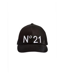 N°21 - Cappelli - cappello da baseball con logo nero