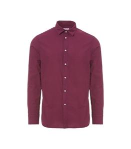 Paolo Pecora - Camicie - camicia regular fit viola