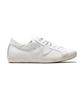 Philippe Model - Scarpe - Sneakers - paris - basic blanc blanc