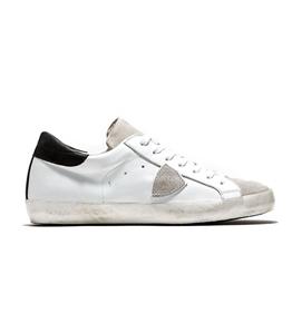 Philippe Model - Scarpe - Sneakers - paris - basic blanc gris