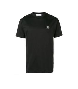 Stone Island - T-Shirt - t-shirt nera