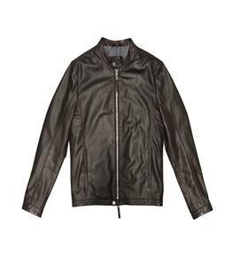 The Jack Leathers - Giubbotti - metropolis leather jacket marrone