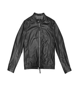 The Jack Leathers - Giubbotti - metropolis leather jacket nero