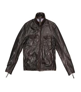The Jack Leathers - Giubbotti - ranger leather jacket t. moro
