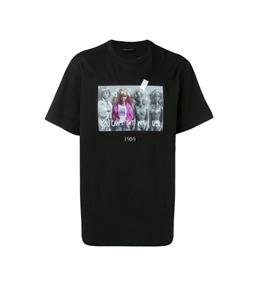 Throwback - T-Shirt - t-shirt blondie black