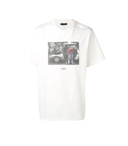 Throwback - T-Shirt - t-shirt marty white