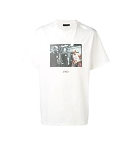 Throwback - T-Shirt - t-shirt olympic white