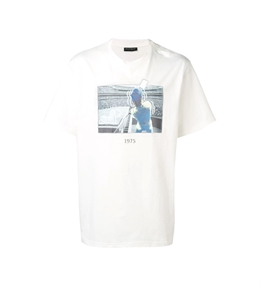 Throwback - T-Shirt - t-shirt stadium white