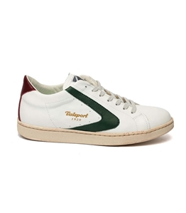 Valsport - Scarpe - Sneakers - tournament nappa mix bianco/evergreen