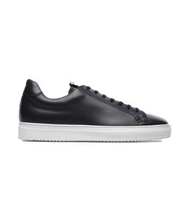 Doucal's - Scarpe - Sneakers - kobe sneaker pelle blu