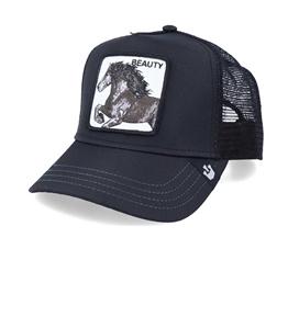 Goorin Bros - Cappelli - cappellino trucker beauty nero