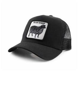 Goorin Bros - Cappelli - cappellino trucker blacksheep black
