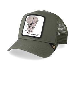 Goorin Bros - Cappelli - cappellino trucker elephant olive