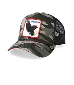 Goorin Bros - Cappelli - cappellino trucker freedom green