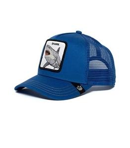 Goorin Bros - Cappelli - cappellino trucker shark blu
