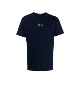 N°21 - T-Shirt - t-shirt navy