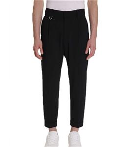 Paolo Pecora - Pantaloni - pantalone nero