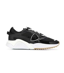 Philippe Model - Scarpe - Sneakers - eze mondial croco - noir