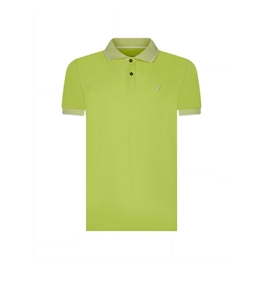 Save The Duck - Polo - polo manica corta lime green