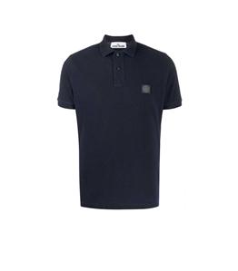 Stone Island - Polo - polo short sleeve blu
