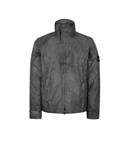 Stone Island - Giubbotti - membrana 3l with dust colour finish