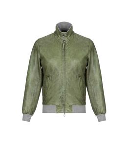 The Jack Leathers - Giubbotti - giubbino ru44-twohours verde