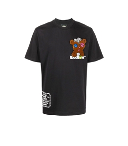 Barrow - T-Shirt - t-shirt teddy bear con stampa nera