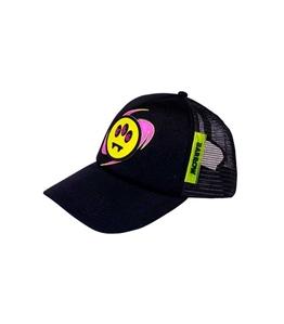 Barrow - Cappelli - cappellino trucker nero