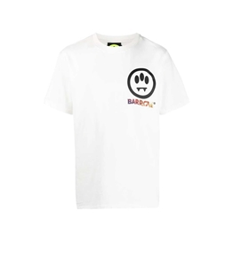 Barrow - T-Shirt - tshirt jersey smile bianca