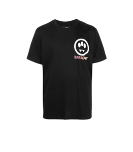 Barrow - T-Shirt - tshirt jersey smile nera