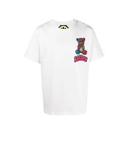 Barrow - T-Shirt - tshirt jersey teddy bianca
