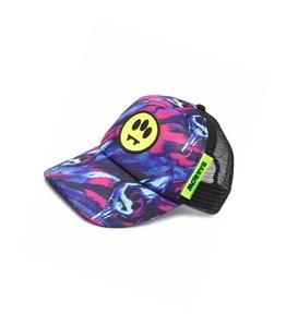 Barrow - Cappelli - cappellino trucker con stampa