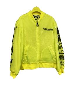 Barrow - Giubbotti - nylon bomber giallo fluo