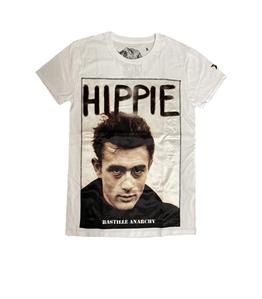 Bastille - T-Shirt - tshirt bianca hippie