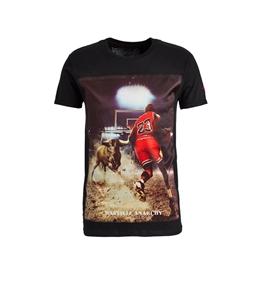 Bastille - T-Shirt - tshirt nera mj23