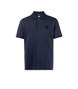 C.P. COMPANY - Polo - polo short sleeve greystone