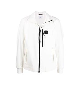 C.P. COMPANY - Giubbotti - giacca sportiva bianca