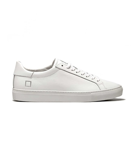 D.A.T.E. - Scarpe - Sneakers - newman calf bianca